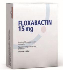 Floxabactin 15 mg