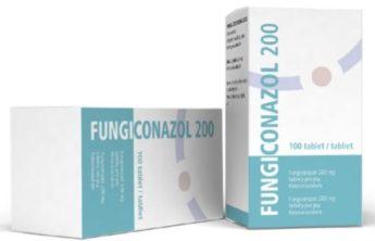 Fungiconazol 200 mg