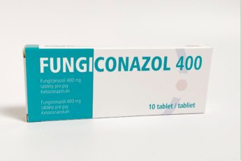 Fungiconazol 400 mg