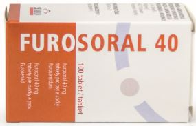 Furosoral 40 mg