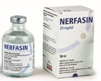 Nerfasin 20 mg/ml