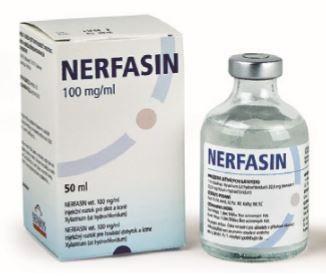 Nerfasin 100 mg/ml