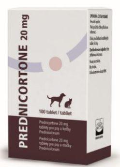 Prednicortone vet 20 mg