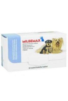 MILBEMAX pro malé psy a štěňata