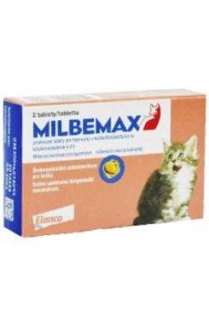 MILBEMAX pro malé kočky a koťata
