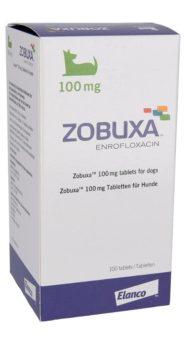 Zobuxa 100 mg tablety pro psy 100 mg