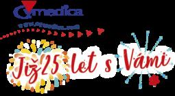 Nový termín akce k 25. výročí založení společnosti Cymedica