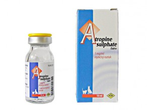 ATROPINE SULPHATE FATRO 1 mg/ml