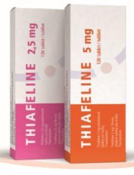 Thiafeline 2,5 mg