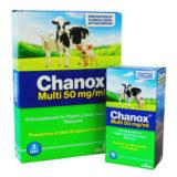 Chanox Multi 50 mg/ml
