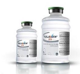 Tulaven 25 mg/ml