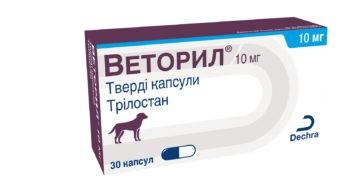 Веторил 10, 30, 60 мг