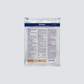 Lismay 222/444,7 mg/g