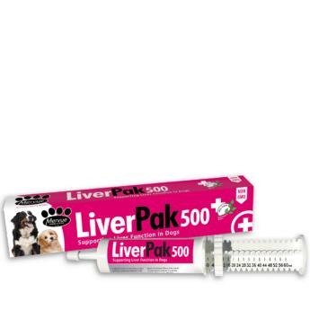 Liver Pak 500 - pasta pro psy