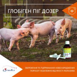 Глобіген піг дозер (EW Nutrition)
