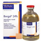Borgal 200/40 mg/ml, injekční roztok