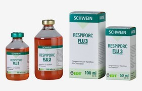 RESPIPORC FLU3, injekční suspenze pro prasata