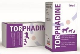Torphadine 10 mg/ml (butorfanol pro psy, kočky a koně)