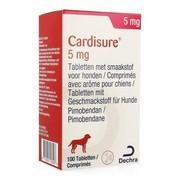 Cardisure 5 mg, ochucené tablety pro psy