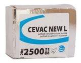 CEVAC NEW L, lyofilizát pro přípravu suspenze