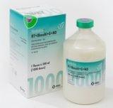 Nobilis RT + IBmulti + G + ND, injekční emulze