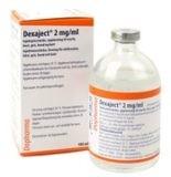 Dexa-ject 2 mg/ml, injekční roztok pro podání u skotu, koní, prasat, psů a koček