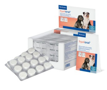 Hyaloral tablety pro psy