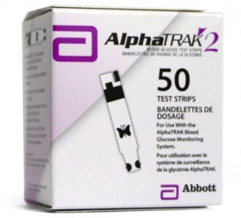 AlphaTRAK 50 test strips