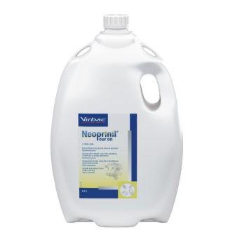 NEOPRINIL POUR-ON 5 mg/ml roztok pro nalévání na hřbet - pour-on pro skot