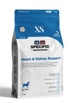 SPECIFIC CKD-XS Heart & Kidney Support XS kibbles