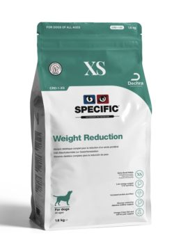 SPECIFIC CRD-1-XS Weight Reduction XS kibbles