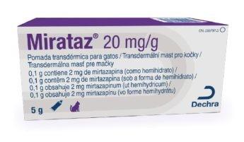 Mirataz 20 mg/g