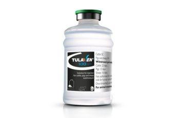 Tulaven 100 mg/ml injekční roztok pro skot, prasata a ovce