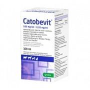 Catobevit 100 mg/ml + 0,05 mg/ml, injekční roztok pro skot, koně, psy a kočky