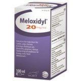 MELOXIDYL 20 mg/ml injekční roztok pro skot, prasata a koně