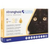 Stronghold Plus 15 mg/2,5 mg spot-on roztok pro kočky do 2,5 kg