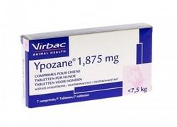 Ypozane S 1,875 mg (pro psy 3-7,5kg)