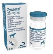 Zycortal, 25 mg/ml, injekční suspenze s prodlouženým uvolňováním