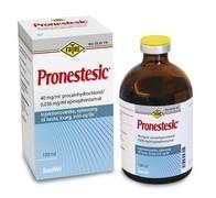 Pronestesic inj. 40 mg/ml