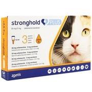 Stronghold Plus 30 mg/5 mg spot-on roztok pro kočky 2,5 – 5 kg