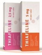 Thiafeline 2,5 mg (léčba hypertyreózy koček)